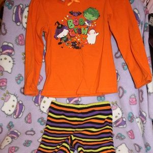 HALLOWEEN HOLIDAY EDITIONS 2 PC OUTFIT(2T)